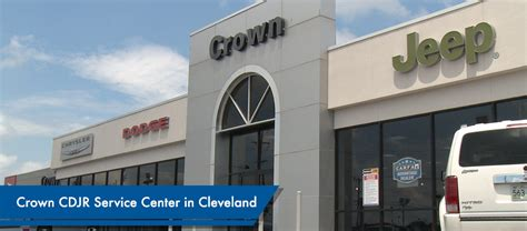 Crown Chrysler Cleveland Tn by Crown Chrysler Dodge Jeep Ram Service Auto Repair In