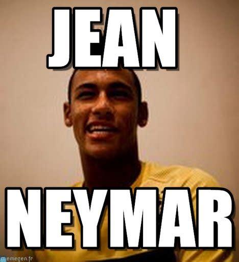 jean neymar meme  memegen