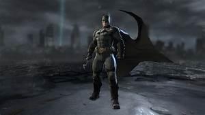 Batman: Arkham Origins: Arkham Knight's v8.03 Suit by ...