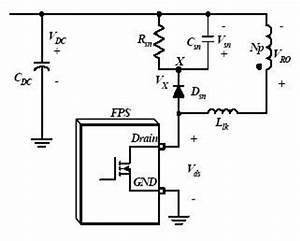 electronic device and electronic circuit design the With rcd circuit diagram