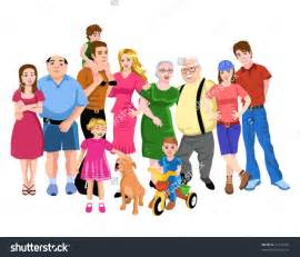 large family clipart 101 clip