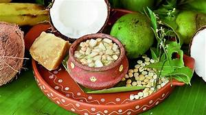 Food recipe: Ugadi essentials