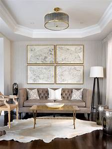 metal gold rectangular coffee table in living room With gold coffee tables living room