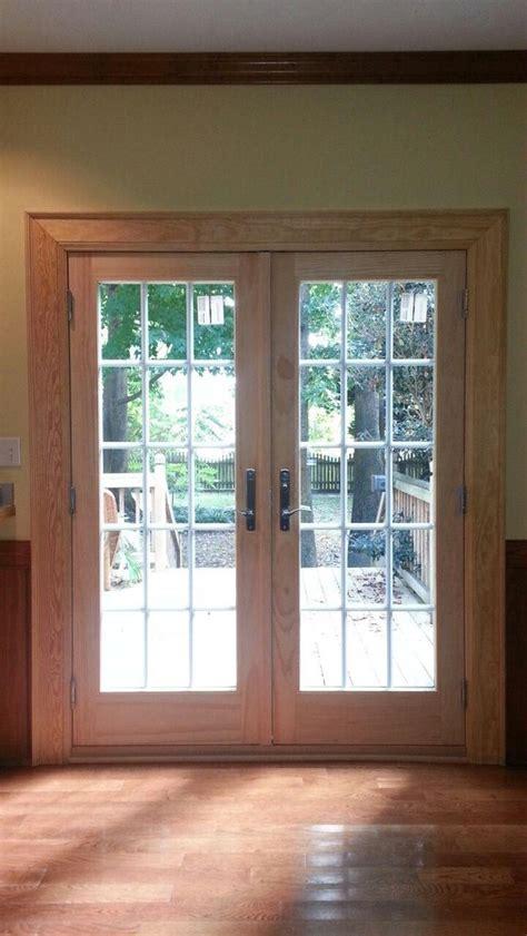 andersen 400 series patio door opening andersen frenchwood 400 series bi swing door pine