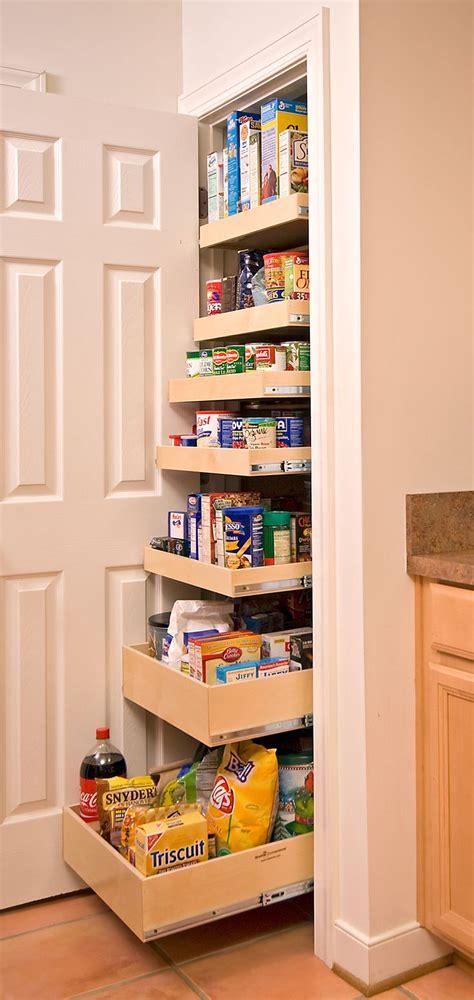 storage organization hacks kitchens kitchen shelf slide drawer pantry shelving shelves organizer install closet organize cabinet narrow cabinets into cupboard