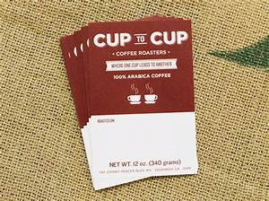 branding a coffee roaster focus lab moving With coffee bag labels
