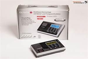 Funk Alarmanlage Test : olympia protect 9061 gsm funk alarmanlage im test ~ A.2002-acura-tl-radio.info Haus und Dekorationen