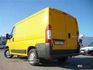 2008 Peugeot Boxer 2 2 Xi 2008