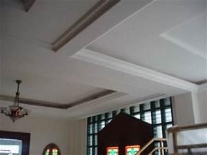 Pose D Un Faux Plafond En Ba13 : l 39 une fe nos r alisations faux plafonds ba13 d cor en ~ Melissatoandfro.com Idées de Décoration