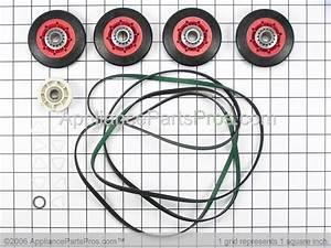 Whirlpool Duet Dryer Belt Diagram