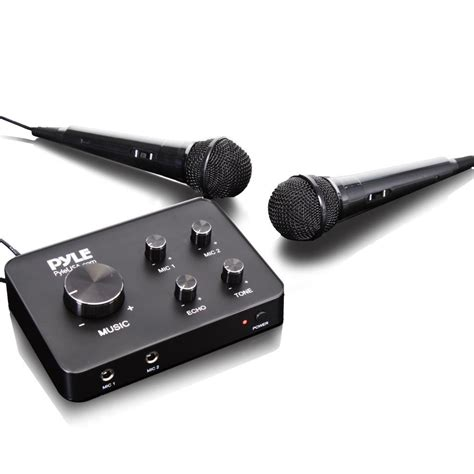 Pyle Pdwmkrhd Home Theater Karaoke Microphone System
