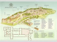 Windsor Castle Information Kosmosaic Books GL Breedon