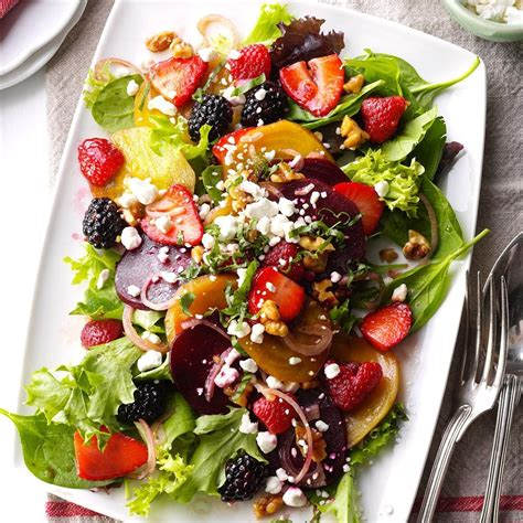 Our Top 10 Green Salads—All 5-Star Rated | Taste of Home
