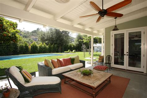 porch roof designs porch farmhouse with ceiling fan