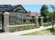 Beautiful Home Fence Designs And Gate Ideas – Wilson Rose