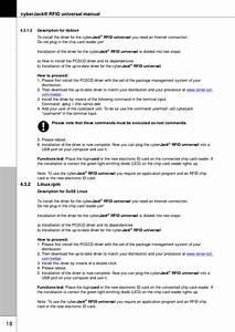 Reiner Sct 2718800 Rfid Chipcard Reader User Manual