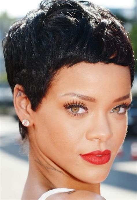 short mohawk hairstyles black women find lots