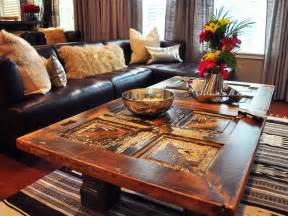 Coffee Tables Turn Dining Tables