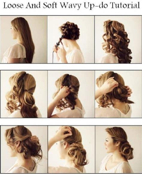 coiffur mariage suelto y ondulado updo 33 románticos peinados para impresionar