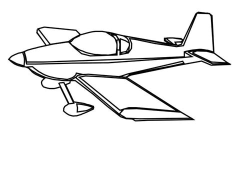 airplane coloring pages  print   http