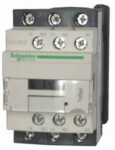 Schneider Electric Lc1d12 G7 12 Amp Contactor