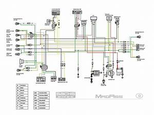 Tao 125 Atv Wiring Schematics Diagram