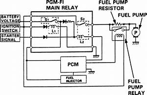 Show Me A Picture Where The Fuel Pump Relay Is  Solved