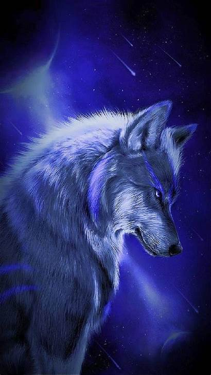 Wolf Night Wallpapers Epic Zedge Wolves Backgrounds