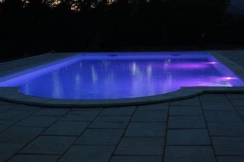 ampoule led pour piscine rgb changement de couleur