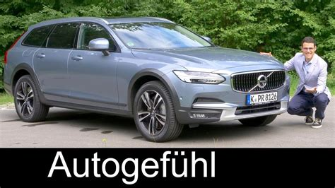 volvo  cross country full review test pro cc
