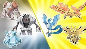 Image Gallery legendary bird pokemon