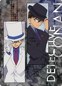 Detective Conan images Kaito and Shinichi wallpaper and ...