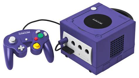 Cube Console file gamecube console set png