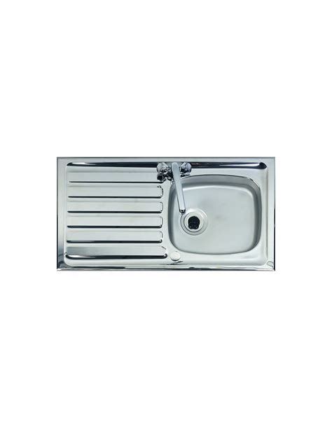 Shallow Bowl Kitchen Sink, Ideal For Disabled & Wheelchair