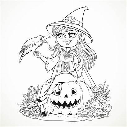Halloween Coloring Pages Children
