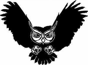 Owl Clipart Black And White | Clipart Panda - Free Clipart ...