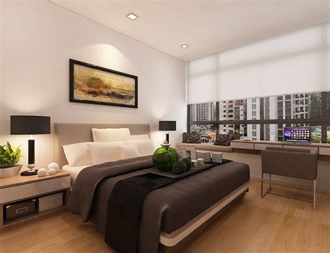 hdb master bedroom design singapore residential interior design hdb renovation contractor 18853