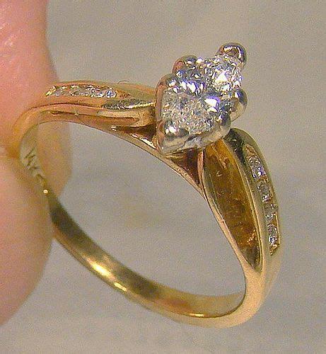 marquise diamond engagement ring     size
