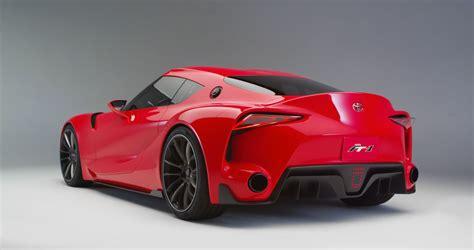 Toyota Ft 1 Concept Car Body Design