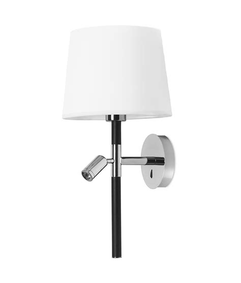 imitation leather wall light with led