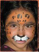 face painting Fast Leo...