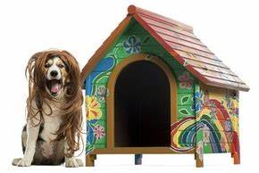 Niche Interieur Pour Chien : niche pour chien mod les utilit s tarifs ~ Melissatoandfro.com Idées de Décoration