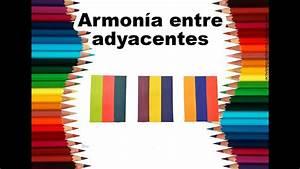 Teor U00eda Del Color Cap  10  U0026quot Armon U00eda Entre Adyacentes U0026quot