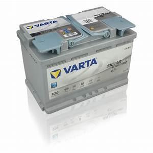 Batterie Varta E39 : varta agm batterie start stop plus e39 70ah vrla ~ Jslefanu.com Haus und Dekorationen