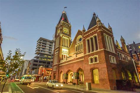 Perth Town Hall - Heritage Perth