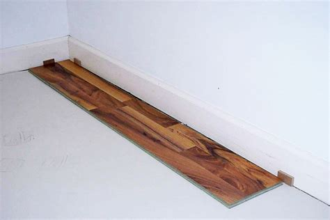 laminate floor spacers rona how to lay a floating floor meze