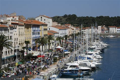 port vendres voyages cartes