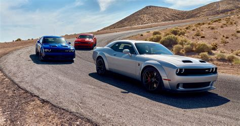 2019 Dodge Challenger Srt Hellcat Redeye Starts At $69,650