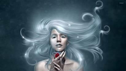 Queen Wallpapers Moon Goddess Ice Hd7 Sfondo