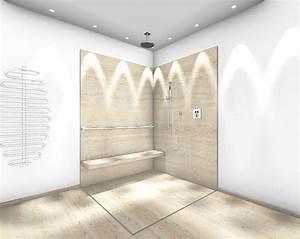 Barrierefreie Dusche Fliesen : stylist inspiration barrierefreie dusche selber bauen ~ Michelbontemps.com Haus und Dekorationen